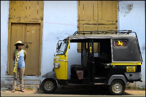 Indian cars are low fuel use but no climate change abatement is here.