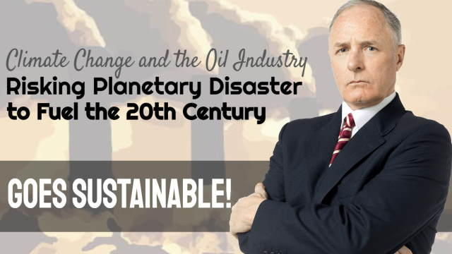 Climate change and oil industry featured image