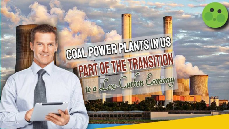 Featured Image showing coal-How power plants in US should transition to low carbon.